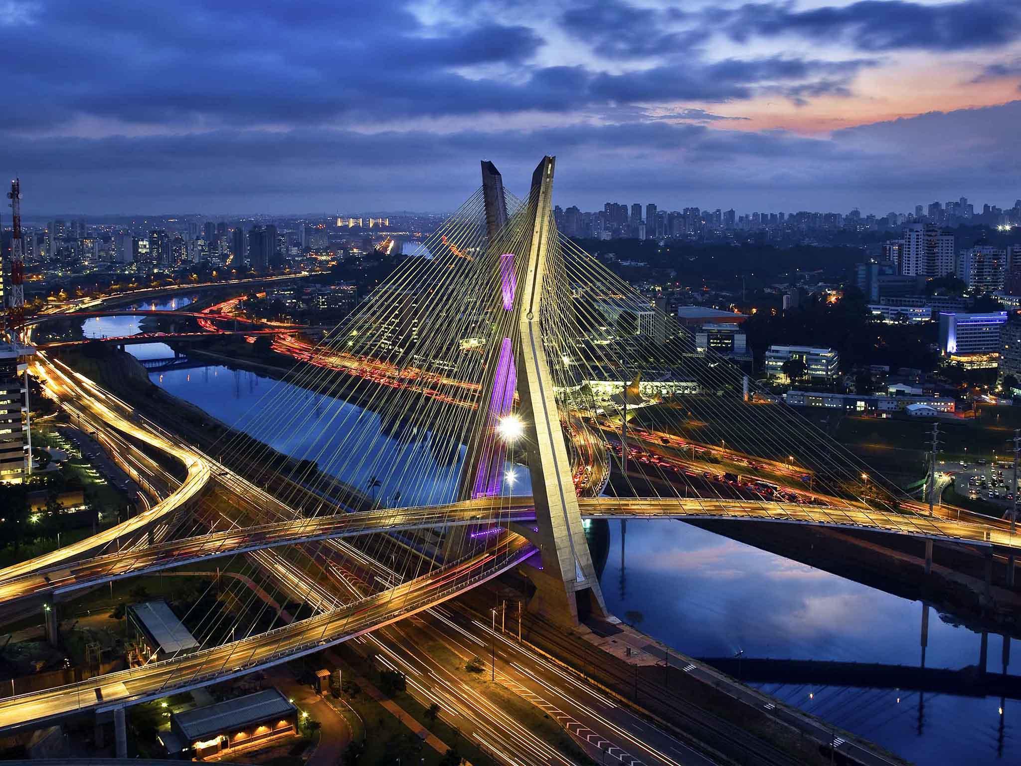 Dicas de Lugares para Dançar e Visitar em São Paulo